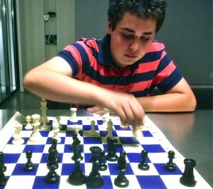 Samuel Waranch has been named to the U.S. chess team that will compete in the 19th Maccabiah Games in July in Israel. | Photo: Courtesy Waranch family