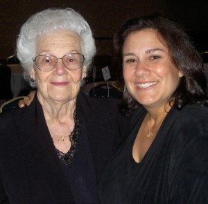 Photo: TJP Archives Sharon Wisch-Ray, right, with her mother, the late Rene Wisch. | Photo: TJP Archives