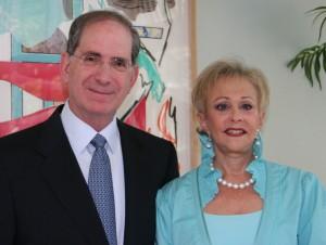 Arnie and Harriette Gachman | Photo: TJP Archives