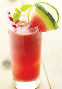 stock-photo-21439204-watermelon-cocktail-with-lime-ginger-and-mint