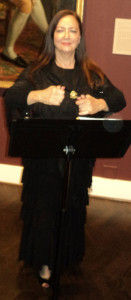 Laurel Ornish recently performed with Dallas' Orchestra of New Spain. | Photo: Courtesy of Laurel Ornish