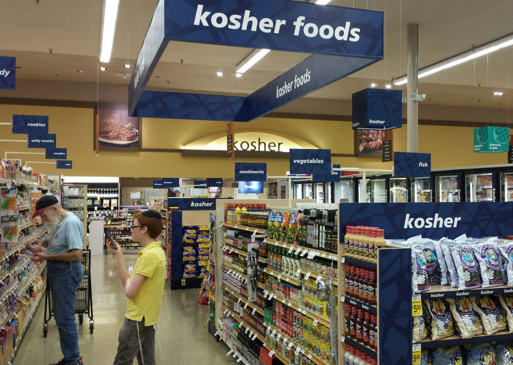 The kosher food department at Tom Thumb Preston/Forest has been remodeled and expanded. | Photo: Dallas Kosher