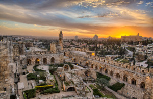 """Jerusalem,"" a captivating film that explores the history, science and religion of the ancient city, begins Friday, Sept. 12 in the Omni Theater at the Fort Worth Museum of Science and History. 