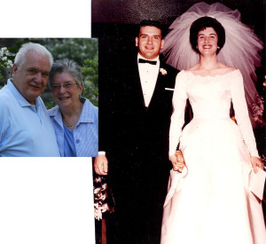 Barbara and Jack Wilpon ... then (right) ... and now (left) | Photos: Submitted