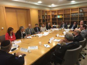 Rabbinic Meeting