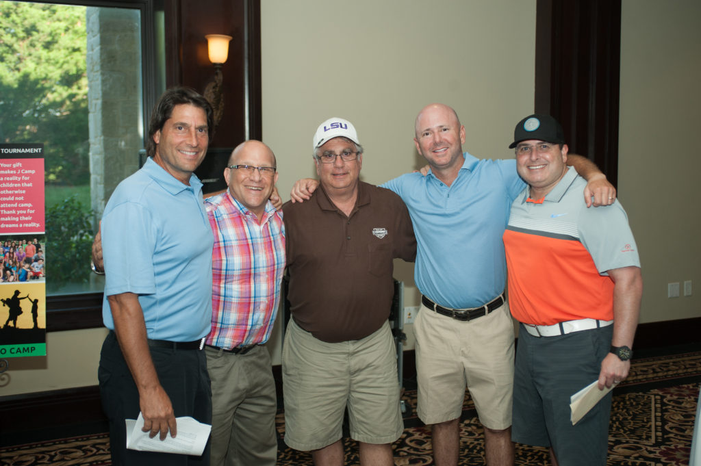 Neil Goldberg, Artie Allen, David Friedman, Scott Cohen, Clay Aaron