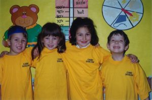 Submitted photo Camp Shalom began in 1954 and has grown into a full-fledged camp for youngsters. Volunteers are needed. If interested, contact Hollace Weiner at 817-731-3685.