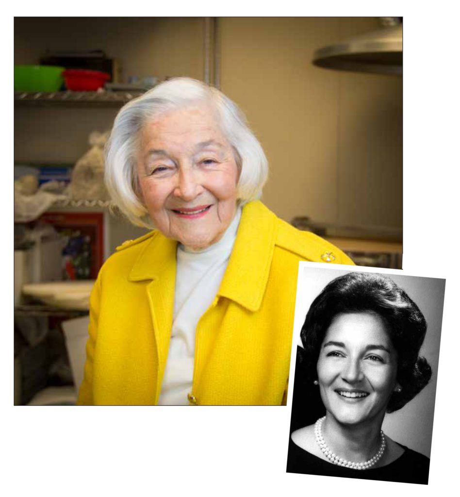 """Evelyn Siegel, who was honored in April 2015 as one of Beth-El's """"8 over 80,"""" will discuss her creative spirit at a Sept. 11 meeting."""