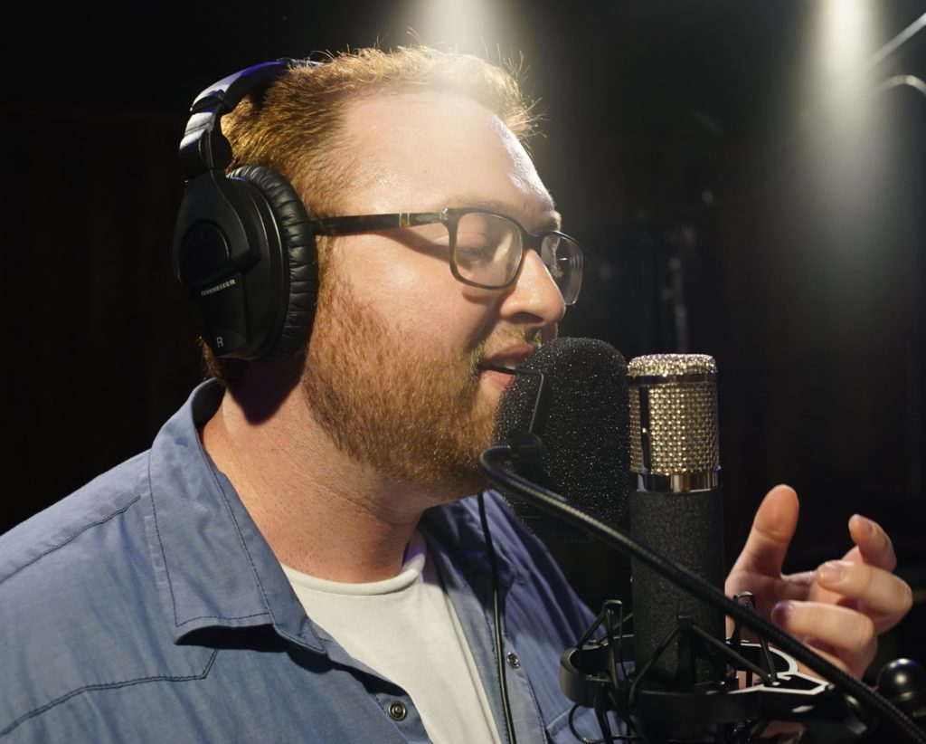 """Photo: Giovanni Solis """"I was told this music was needed, that more good Jewish music was needed, and I appreciate that people trust that I would be able to provide that,"""" said Dallas native Josh Goldberg, who has been """"dreaming about this album for years."""""""