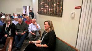 Texas State Senator Konni Burton (Dist. 10) was in attendance.
