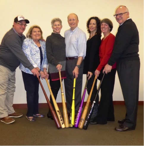 Submitted photo Chasing Dreams: baseball exhibit Chasing Dreams, Baseball and Becoming American, a nationally acclaimed exhibit, sponsored by the Tarrant County B'nai B'rith Isadore Garsek Lodge, is making its exclusive Texas stop in Fort Worth.  The B'nai B'rith Committee (pictured from left, Murray Cohen, Karen Kaplan, Elaine Stanton, Jim Stanton, Zoe Pierce, Terri Hollander and Rich Hollander) is on deck making plans for the exhibit about Jewish American baseball heroes on display Jan. 8 - March 5 at Congregation Ahavath Sholom, Fort Worth, with promotional sponsorship from the Texas Jewish Post. Visitors from all over the Southwest will enjoy historic photos, films and interactive experiences that recreate the Jewish story of baseball in America. The show is organized by the Philadelphia Museum of American Jewish History, Philadelphia.  For more information or to arrange for a docent tour, call 817-909-4354.