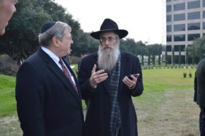 Rabbis, community consecrate United Jewish Cemetery expansion at Restland