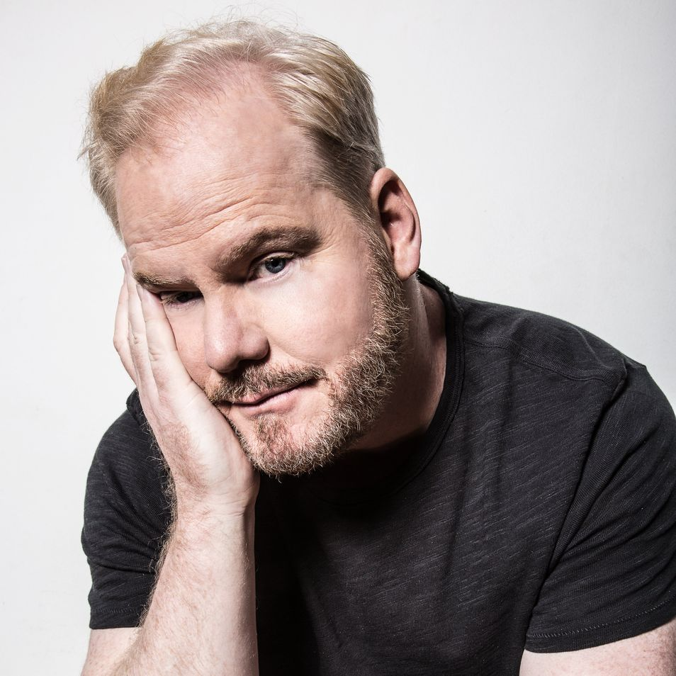 """Jim Gaffigan is known for his stand-up comedy and show on TV Land, and also as a """"clean"""" comedian. He has appeared in Three Kings, Super Troopers and 13 Going On 30."""