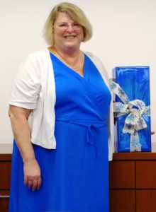 Lynell Bond Norman retired from Meals on Wheels, Inc. of Tarrant County last month after 19½ years of dedicated service. She will be joining the staff at JFS part-time in the future.