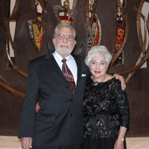 Submitted photo Marcia Kurtz will receive the Manny and Roz Rosenthal Spirit of Federation Award. It will be presented at 7 p.m. Saturday, Feb. 4, at the Kimbell Art Museum. Her husband is Dr. Stan Kurtz (left).