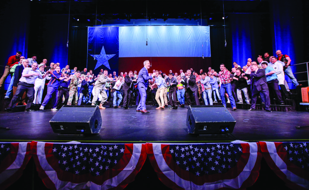 Submitted photo The Vocal Majority will perform at 7 p.m. Sunday, Jan. 29 at Shearith Israel.