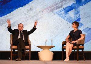 Susie Carp interviews Alan Dershowitz.