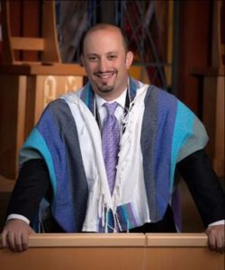 Submitted photo Rabbi Ari Sunshine will assume the Shearith Israel pulpit in July.