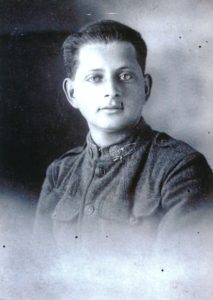 Private Samuel Sheinberg