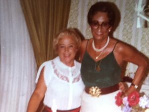 Irma and her sister Ruth