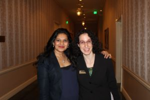 Ayesha Ganguly and Adena Cytron-Walker