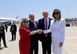 NetanyahusTrumps
