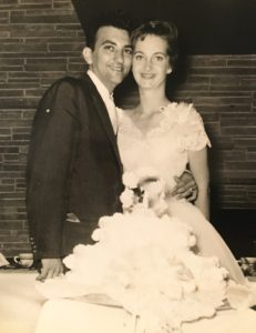 Submitted photos Edie and Paul Singer will celebrate their 60th anniversary June 30. They were married in 1957.