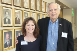 The Israel Symposium would not be possible without Anita Weinstein and Ken Glaser.