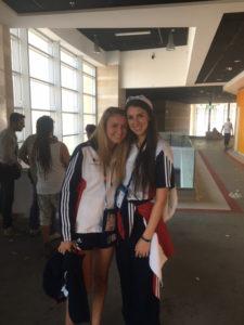 Ashley and Haley Isenberg