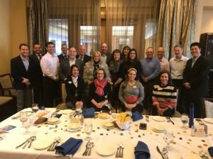 Photo: JBA Jewish Business Alliance gathered Dec. 4 at The Legacy Willow Bend for its annual holiday luncheon. Jewish Family Service, Jewish Federation of Greater Dallas and StandWithUs were beneficiaries of funds raised by JBA this year.
