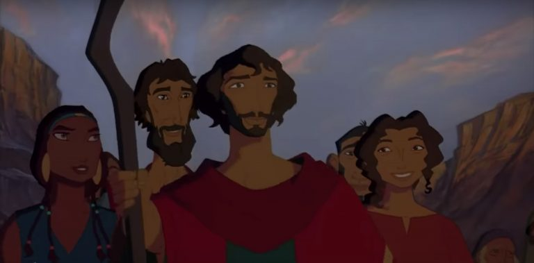 'The Prince of Egypt' is still a good rendition of Passover