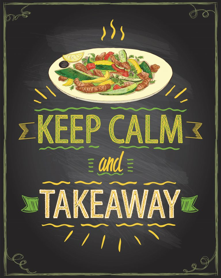 Are you participating in the 3 Day Takeout?