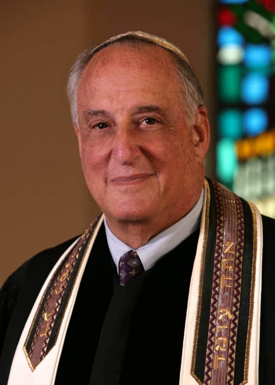In Appreciation: Rabbi Kenneth D. Roseman • May 10, 1939-April 26, 2020