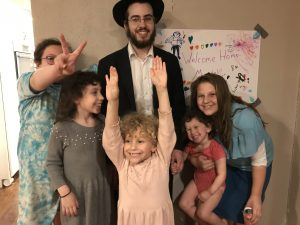 Fort Worth Chabad leaders face son's COVID-19