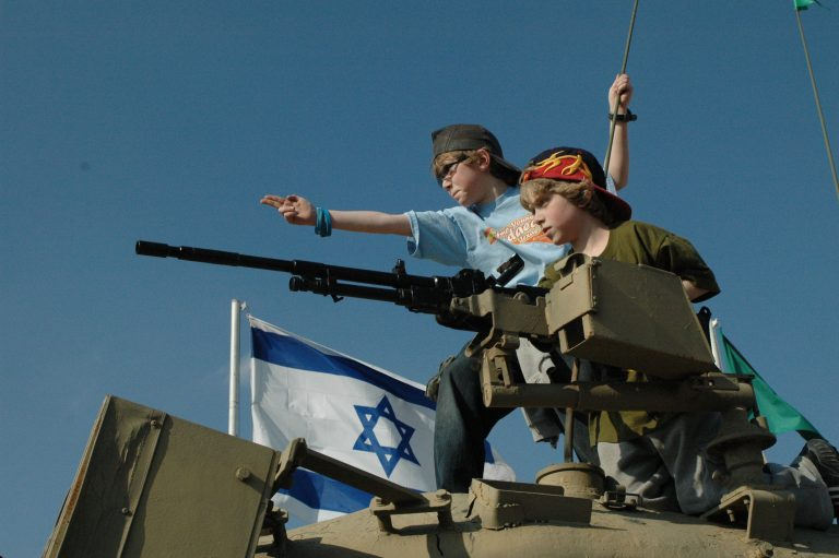 Dallas brothers serve up pride in the IDF