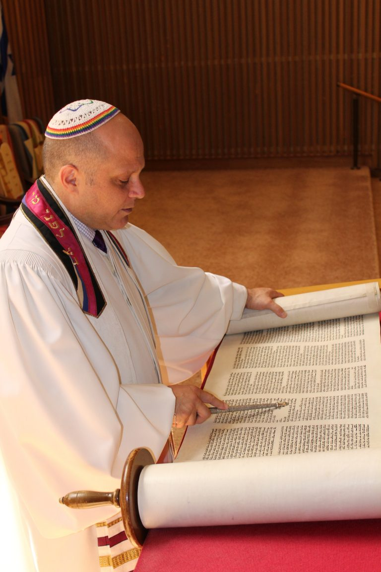 Read more about the article Andrew Paley celebrates 25 years in the rabbinate
