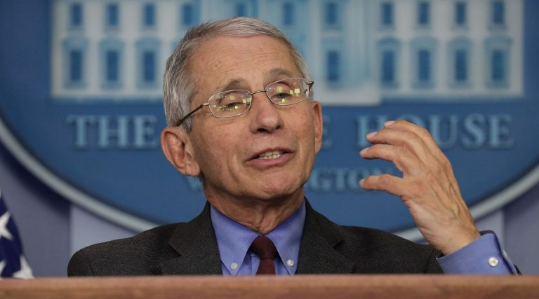 Read more about the article God Bless Doctor Fauci