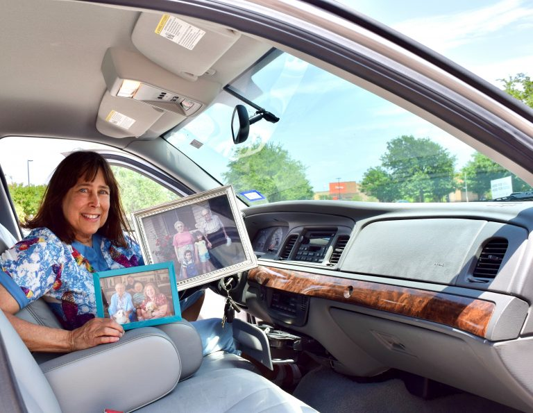 JFS' auto donation program revs into action