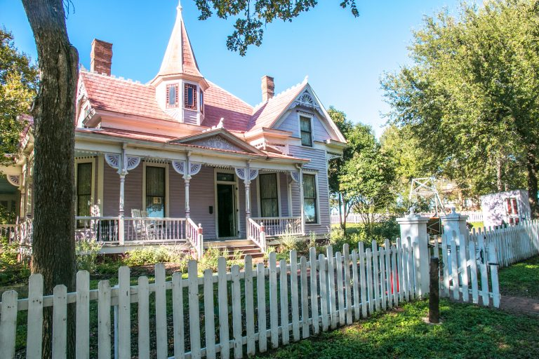 The Blum House at Dallas Heritage Village receives a gift that takes it on the path to reopening