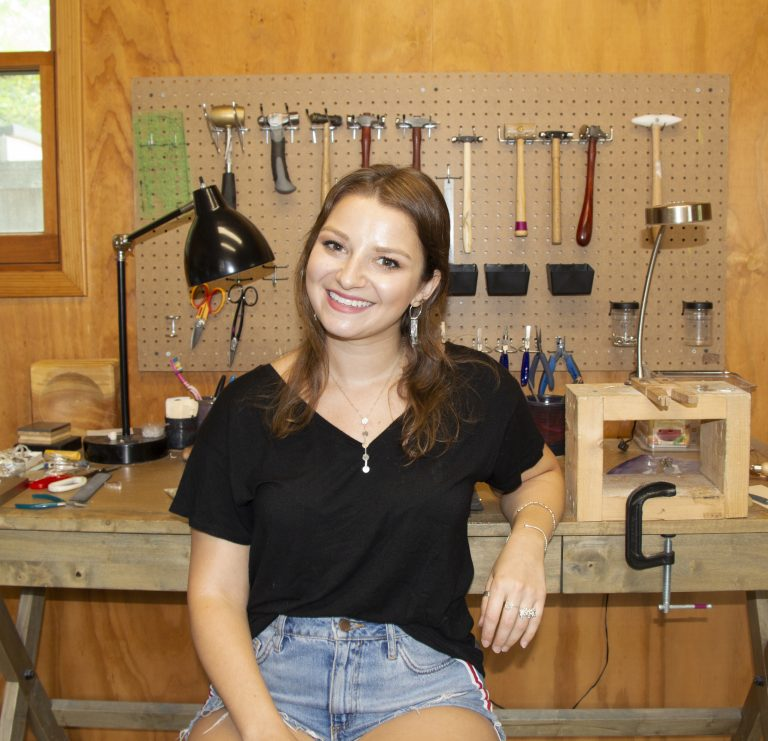 Read more about the article Meagan Moses has a passion for jewelry design