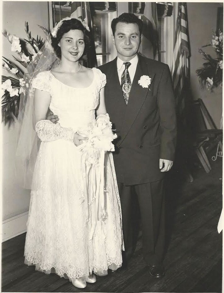 Read more about the article Ethel and Arnold Schectman celebrate 69 years of marriage