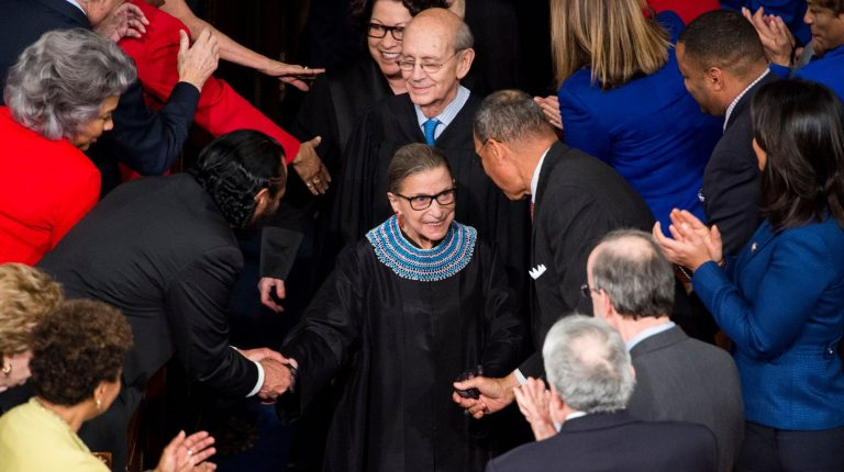 Ruth Bader Ginsburg will be the first Jew and first woman to lie in state at the Capitol