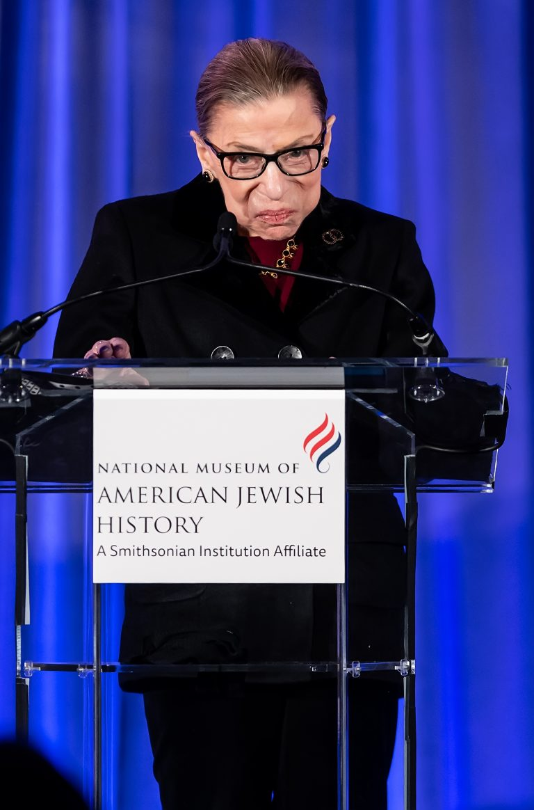 From camp 'rabbi' to pursuing justice: How Judaism animated Ruth Bader Ginsburg's life