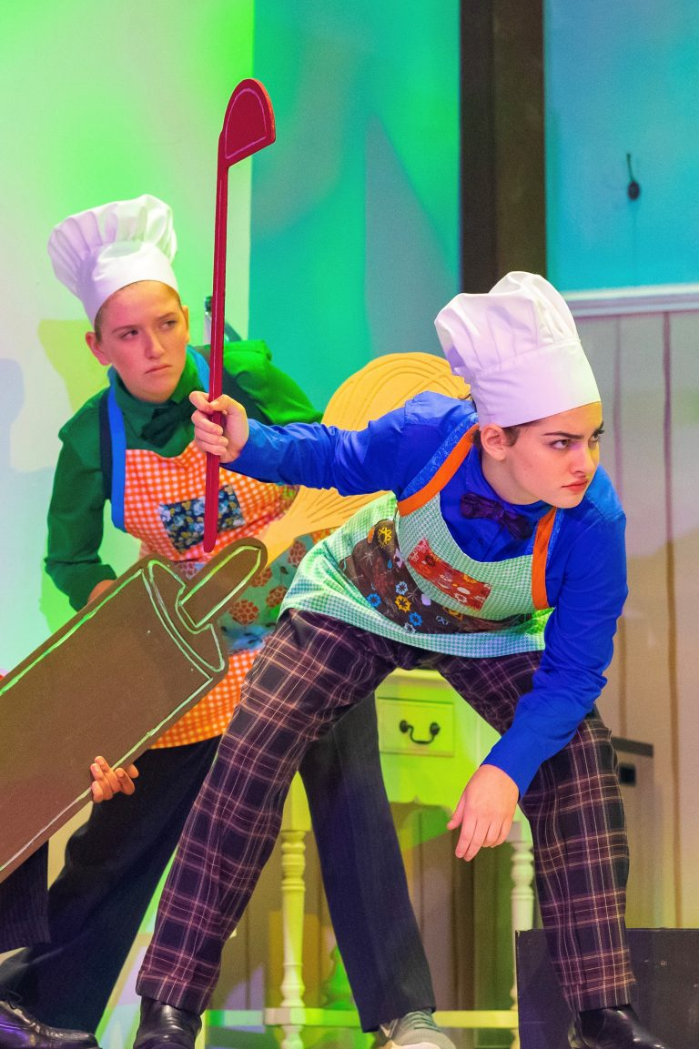 Kayla Rutner serves up delicious musical theater