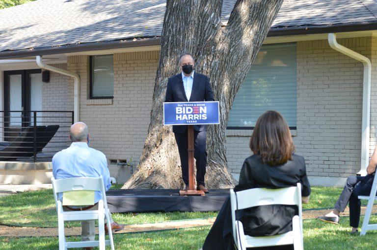 Harris' husband addresses Jewish leaders