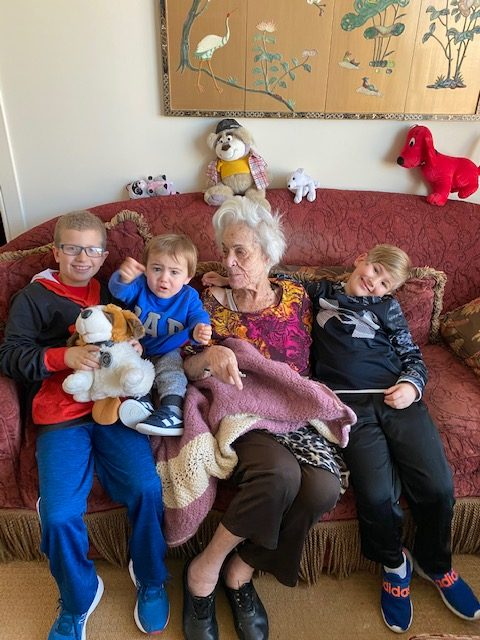 Read more about the article Redefining old age, 1 smile at a time
