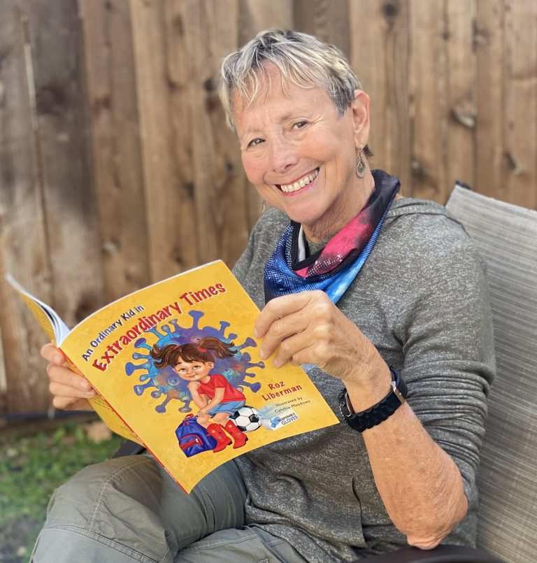 Read more about the article A retired teacher debuts her first book