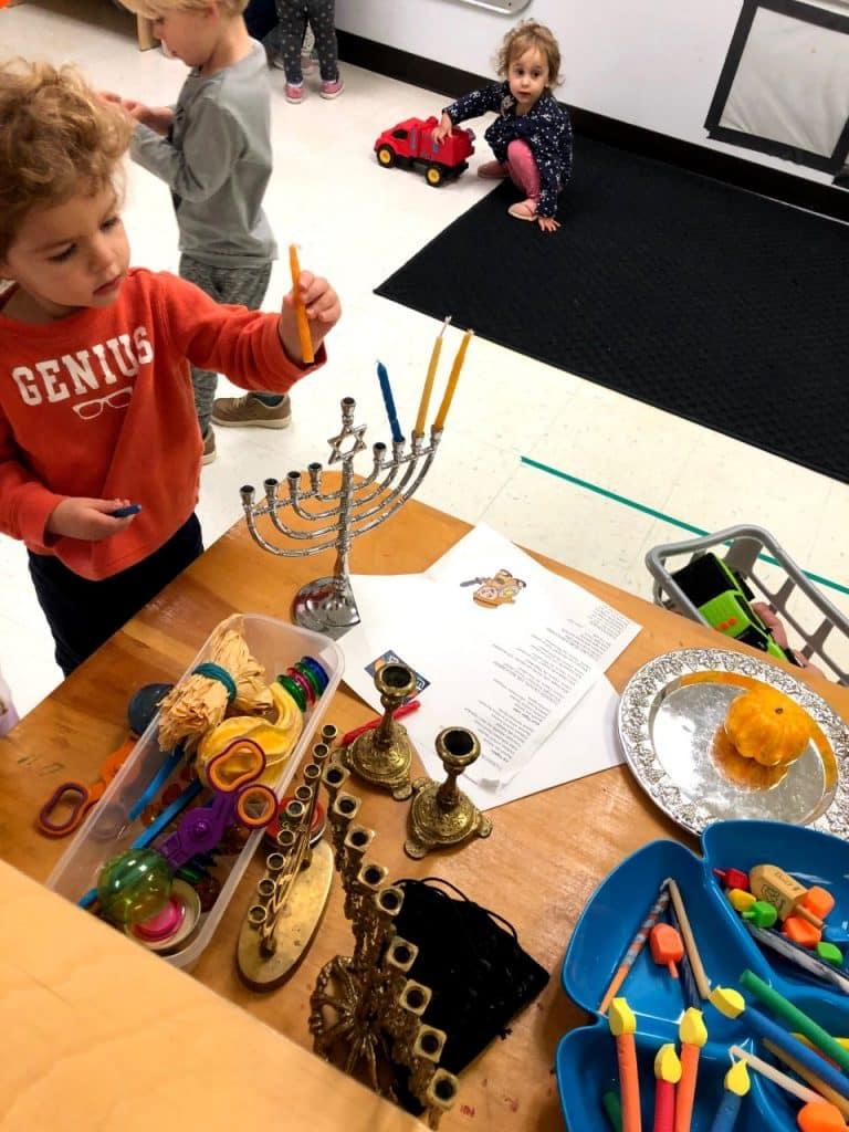 Tarrant County Hanukkah celebrations
