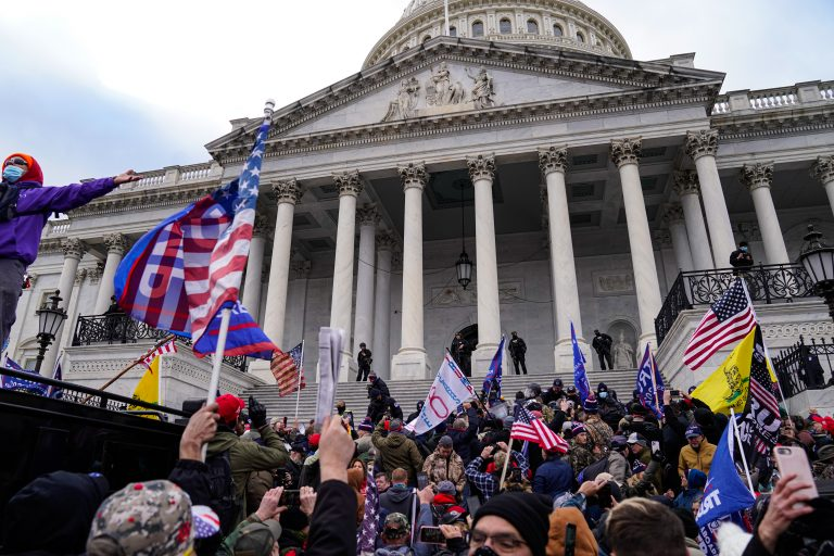 Rabbis in DC and beyond rush to calm congregants on edge after a day of mob chaos at the Capitol