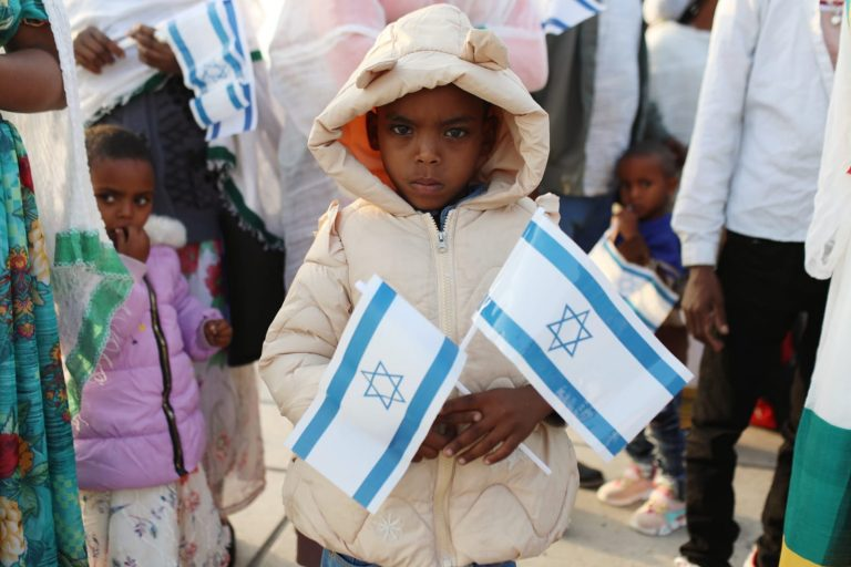 Ethiopian Jewry's long journey home